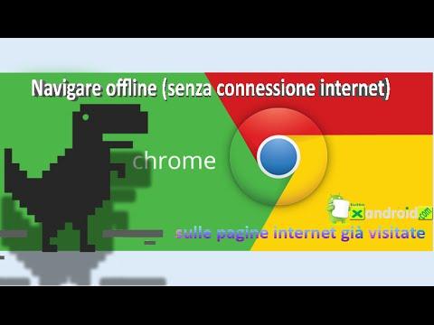 Navigare Offline Senza Connessione Internet Con Android