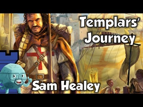 Templars' Journey Review with Sam Healey