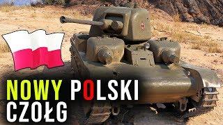 NOWY POLSKI CZOŁG PREMIUM - World of Tanks