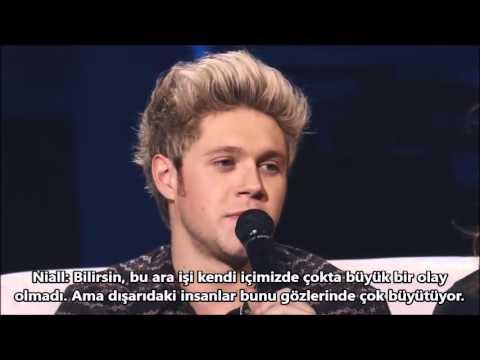 One Direction - London Session (Part 1) - Türkçe Altyazılı
