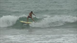 Trade Wind Swell Surfing