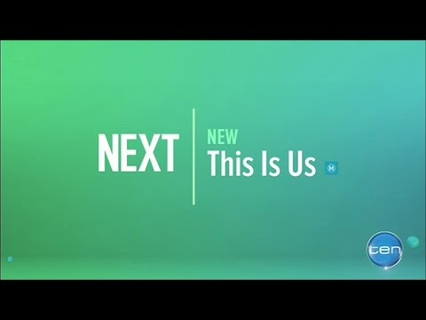 Network Ten -  new line up graphics, March 2017