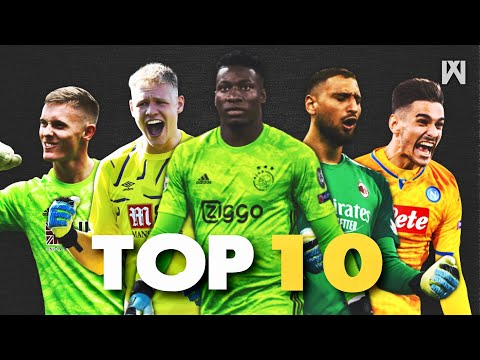 Top 10 Young Goalkeepers In The World ● 2020|HD