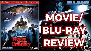 HOUSE BY THE CEMETERY (1981) - Movie/Blu-ray Review (Blue Underground)