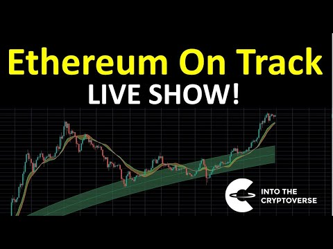 Ethereum ATH Watch Party! LIVE SHOW!