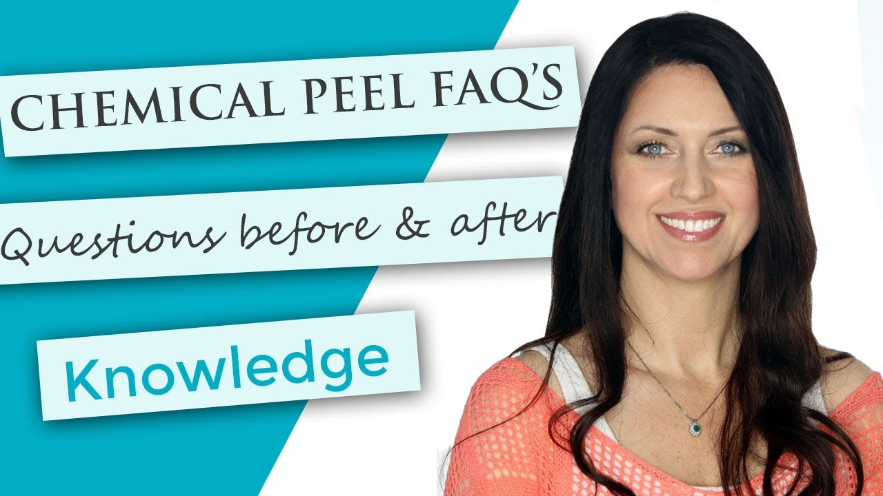 Best At Home Peels - What You Need To Know about a chemical peel