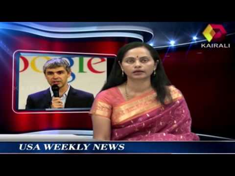USA Weekly News  Sundar appointed as Google Business head  02 Nov 2014  Part 3 of 13