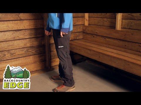 Berghaus Mens Fast Hike Light Walking Trousers