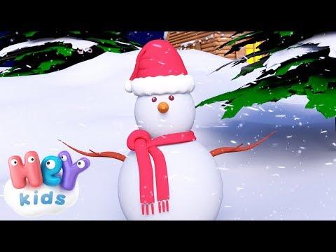 Vive Le Vent - Chanson de Noël 🎅 HeyKids