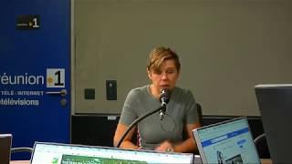 Marie-Hélène Dor, secrétaire départementale de la Fédération Syndicale Unitaire