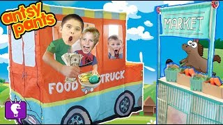 FOOD TRUCK ANTSY PANTS Build and Play with HobbyDad