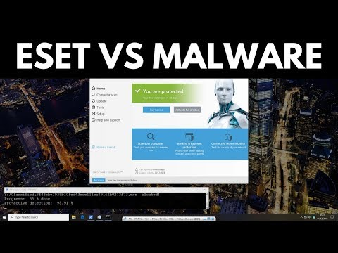 ESET Internet Security 2020 Review | Test vs Malware