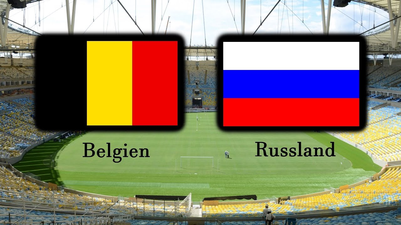 Russland Vs Belgien