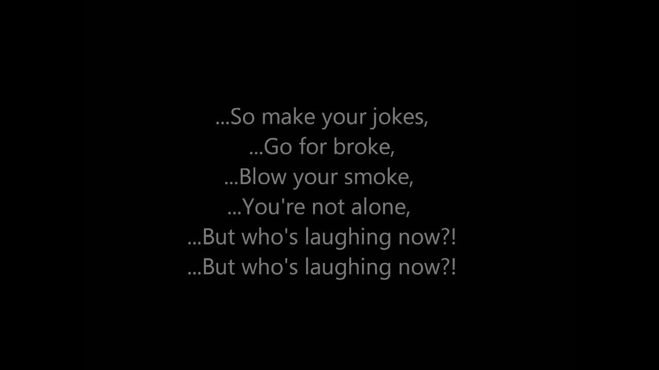 Lyrics Laugh Laugh Laugh