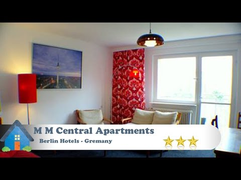 M M Central Apartments - Berlin Hotels, Germany