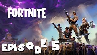 Fortnite / Saving the World #5: Fighting the Storm! (Coop with Poro)