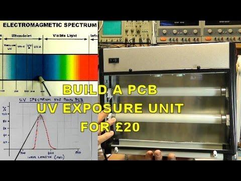 Scullcom Hobby Electronics #27 - Build a PCB UV Exposure Unit
