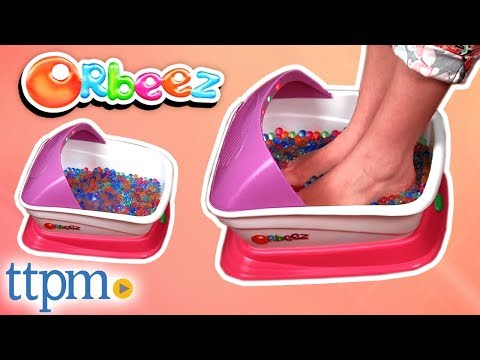Orbeez Luxury Spa From The Maya Group Youtube