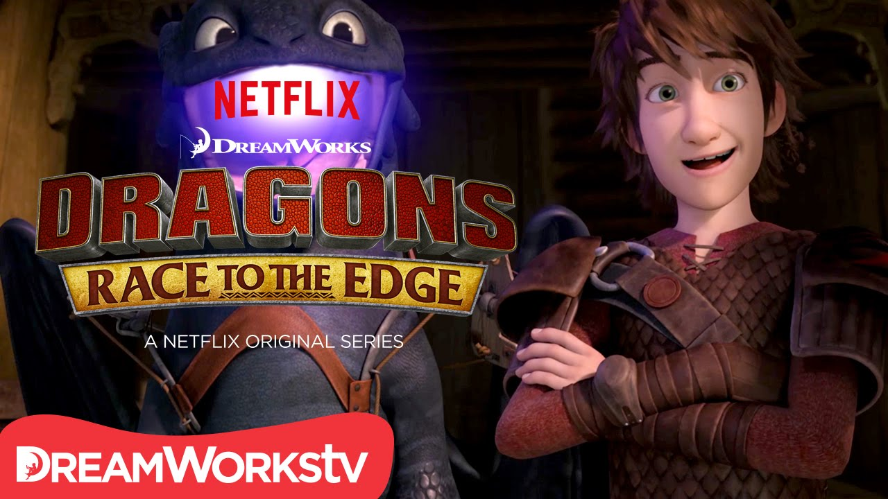 Dragons race to the edge season 2 trailer youtube ccuart Choice Image