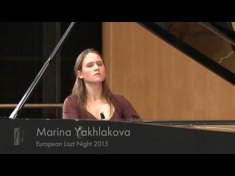 """Marina Yakhlakova - Liszt. Etude S.139 № 4 (""""Mazeppa"""")"""