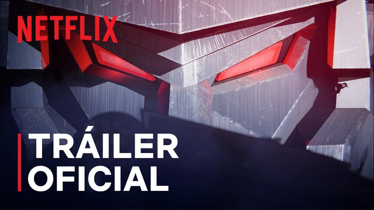 Transformers: Trilogía de la guerra por Cybertron: Asedio (en ESPAÑOL) | Tráiler  oficial | Netflix