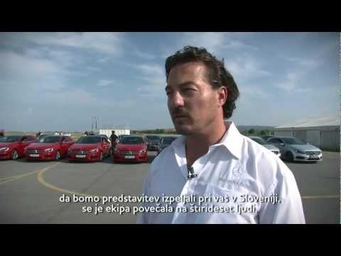 Predstavitev: Mercedes-Benz A