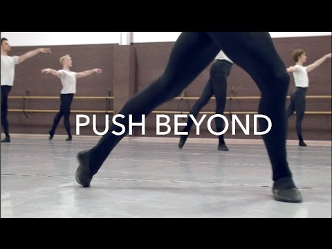 PUSH BEYOND: CPYB Two-Year Male Scholarship Program