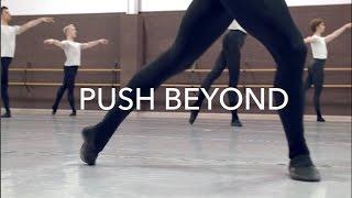 PUSH BEYOND: CPYB Two-Year Male Scholarship Program