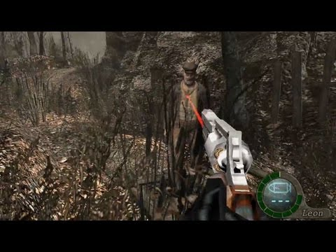 Resident Evil 4 Mod - First Person Camera
