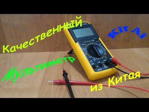 Работа с мультиметром: от теории к практике