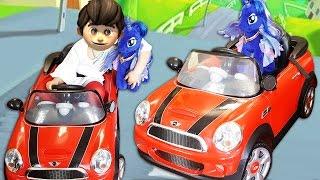 Mira'nın Yeni Arabası   Eğlenceli Çocuk Videosu   UmiKids