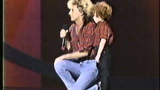 Rod Stewart -   American Music Awards 1989 My Heart Can