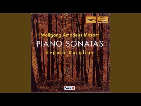 Piano Sonata No. 11 In A Major, K. 331: I. Theme And Variations: Andante Grazioso