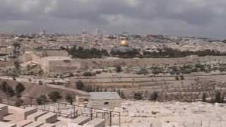 Jerusalem - Zentrum der Weltreligionen