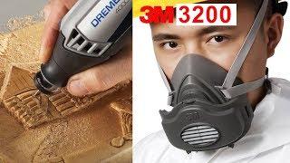 Kullandığım Güvenlik Ekipmanları (3M 3200 Solunum Maskesi İnceleme)