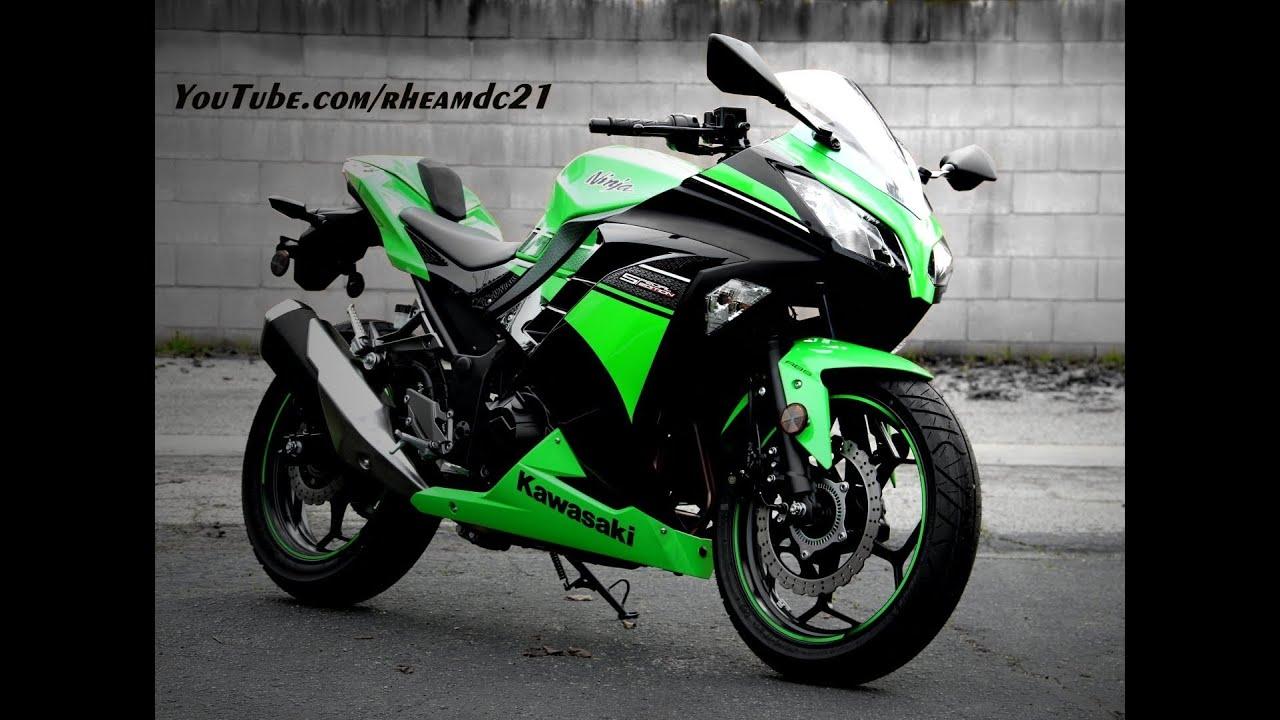Special Edition Kawasaki
