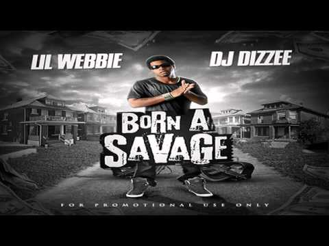 Lil Webbie - Six 12s (Free To Born A Savage Mixtape) + Lyrics