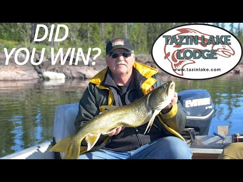 Pro-Membership Sweepstakes Drawing for Tazin Lake Lodge