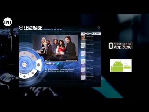 #Leverage - The Companion App | Leverage | TNT