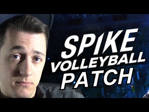SPIKE VOLLEYBALL PATCH!!!  | Spike Volleyball Patch Gameplay