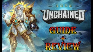 Gods Unchained - Blockchain Gaming - Guide + Review!