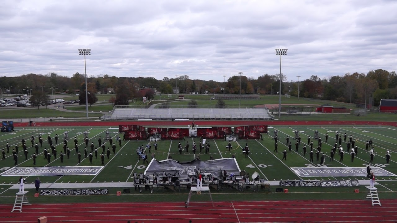 Clio High School Marching Band, 2017 Great Lakes Invitational