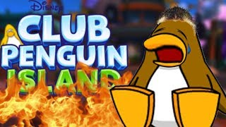 WE SHUT DOWN CLUB PENGUIN ISLAND