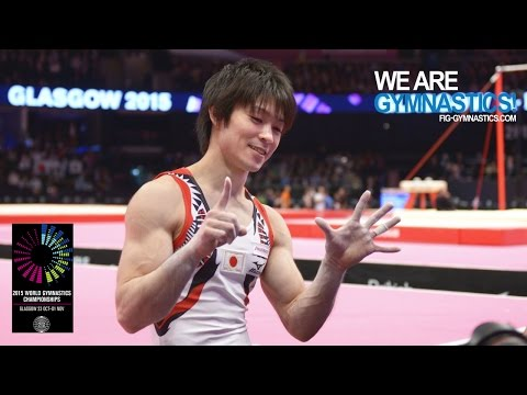 2015 Artistic Worlds - Men's All-Around Final, Highlights  - We are Gymnastics !