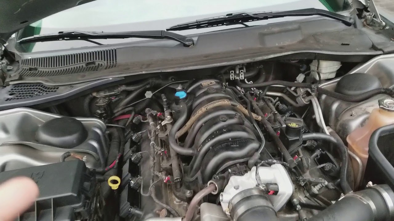 DODGE MAGNUM R/T CUTS OFF OR STALLS ON YOU WHILE DRIVING AND SHUTS OFF WHAT  I DID TO FIX IT