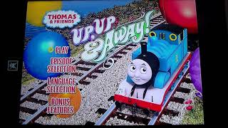 Thomas and Friends Home Media Reviews Episode 80 - Up, Up, and Away