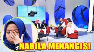 HARU ! Ketika  Nabilla Dan Nadya Tahu Akan Berpisah  | HITAM PUTIH (15/01/20) Part 3