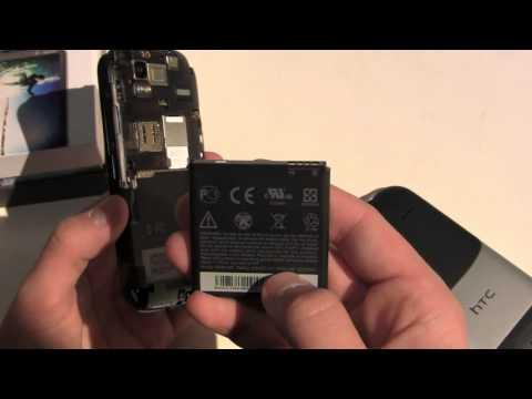 HTC Amaze 4G Unboxing