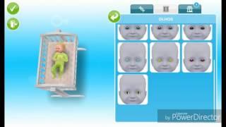 Como ter um bebe the sims free play