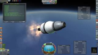 KSP Realism Overhaul KOS Launch